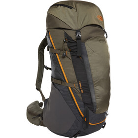 The North Face Terra 65 Backpack tnf dark grey heather/new taupe green